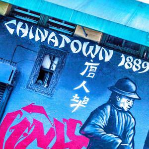 Chinatown 1889// CA097