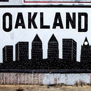 Oakland Black & White // CA106