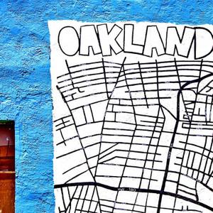 Oakland Maze // CA107