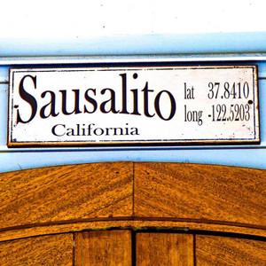 Sausalito CA // CA117