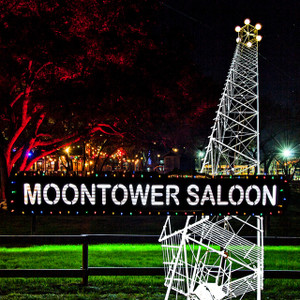 Moontower Saloon // ATX183