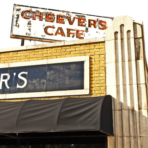 Cheever's Cafe // OK015