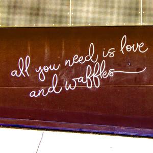 Love and Waffles // OK038