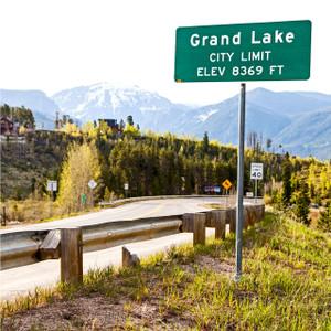 Grand Lake City Limit // DEN099