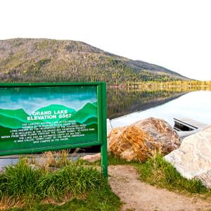 Grand Lake Elevation // DEN100
