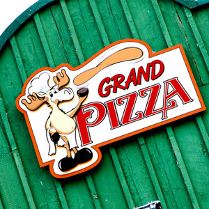 Grand Pizza // DEN102