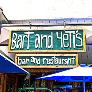 Bart and Yeti's // DEN115