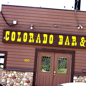 Colorado Bar // DEN122