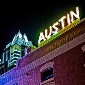 Neon Austin // ATX061