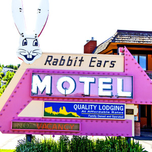 Rabbit Ears // DEN150