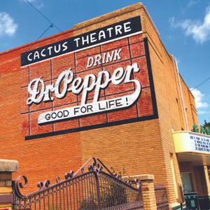 Cactus Theatre // WTX004