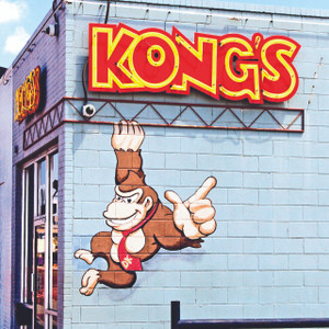 Kong's // WTX010