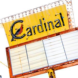 Cardinal Sign // KS004