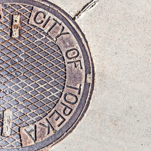 City of Topeka Manhole // KS007