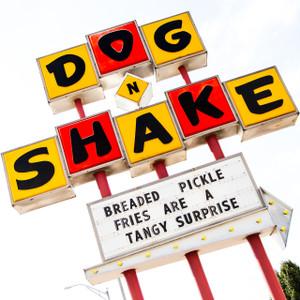 Dog N Shake // KS009