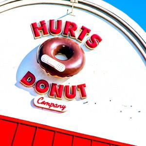 Hurts Donuts // KS023