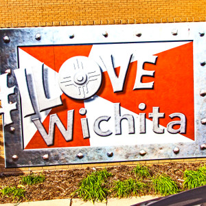 I Love Wichita // KS024