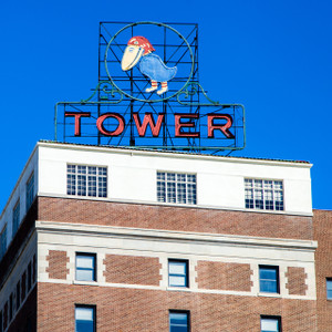 Jayhawk Tower // KS026