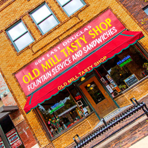 Old Mill Tasty Shop // KS034