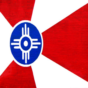 Wichita Flag // KS052