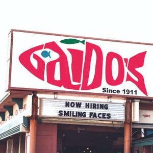 Gaido's // HTX111