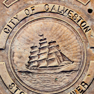 City of Galveston Manhole // HTX116