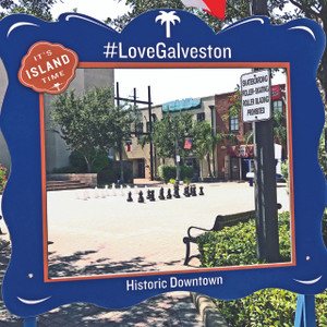 Love Galveston // HTX117