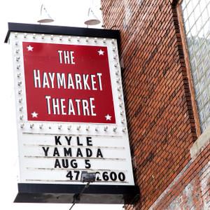 Haymarket Theatre // NE008