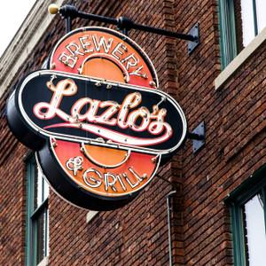 Lazlo's // NE014