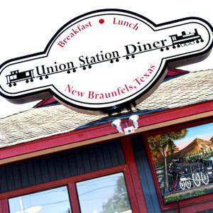 Union Station Diner // SA097