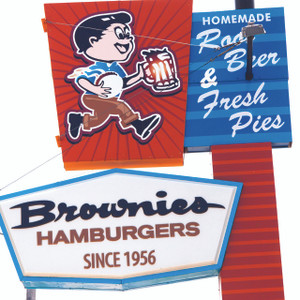 Brownies // OK041