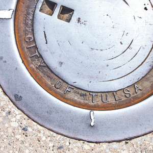 City of Tulsa Manhole 2 // OK046