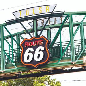 Route 66 Tulsa // OK063