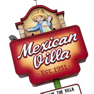 Mexican Villa // MO019