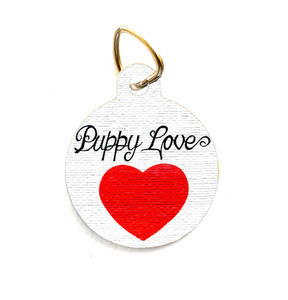 Puppy Love Pet Tag // PET171