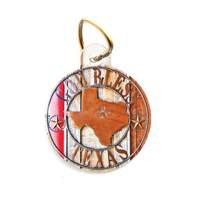 God Bless Texas Pet Tag // PET147