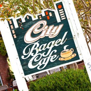 City Bagel // MS050