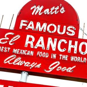 Matt's El Rancho // ATX 121