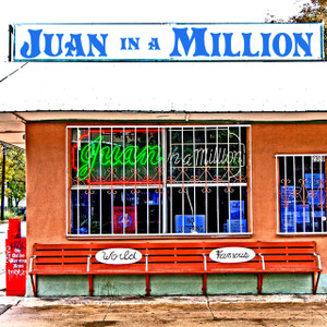 Juan in a Million // ATX140