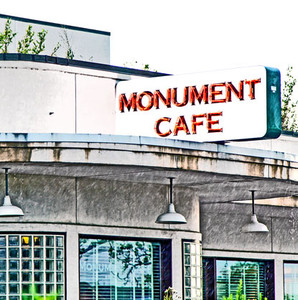 Monument Cafe // ATX175