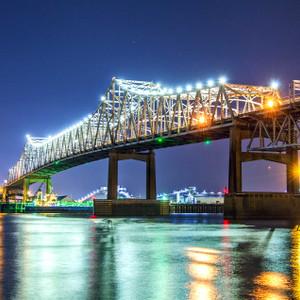 Baton Rouge Bridge // LA004