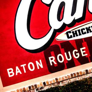 Baton Rouge's Cane's // LA005