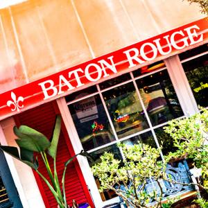 Baton Rouge Drapes // LA006