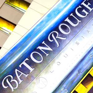 Baton Rouge Harmonica // LA007