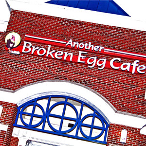 Broken Egg Cafe // LA013