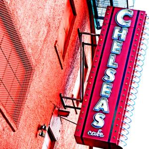 Chelseas Cafe // LA015