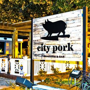 City Pork // LA016