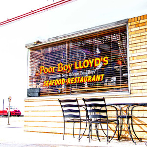 Poor Boy Lloyd's // LA035