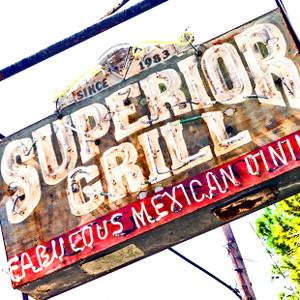 Superior Grill // LA046
