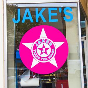 Jake's Texas Tea House // FTX361